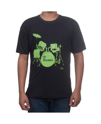 Camiseta--Bateri