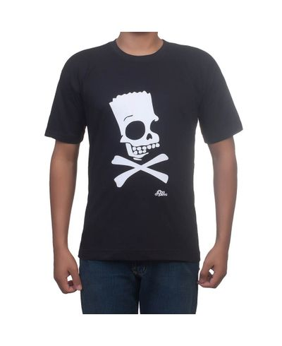 Camiseta--Ossos-Bart-Simpso