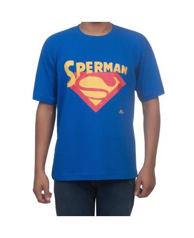 Camiseta--Sperma