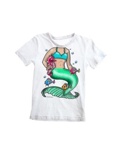 Camiseta-Infantil-Serei