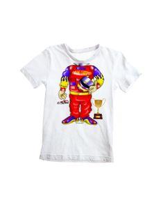Camiseta-Infantil-Piloto-F