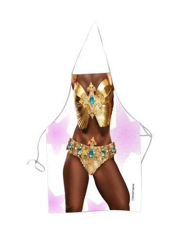 Avental mulata do carnaval 39153985b08
