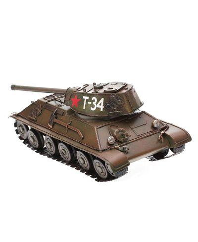 Miniatura-De-Ferro-Tank-De-Guerra-T3