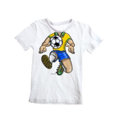 Camiseta-Infantil-Jogador-De-Futebo