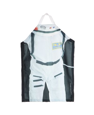 Avental-Expression-Infantil-65X50Cm-Astronaut