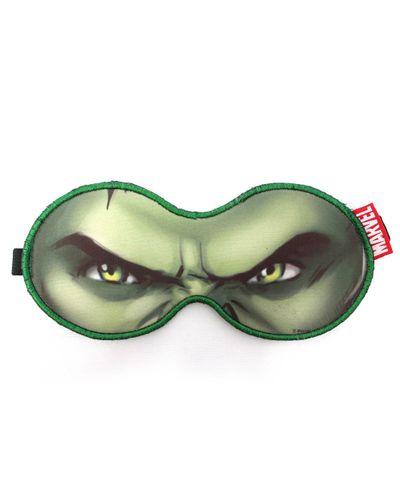 Mascara de dormir hulk