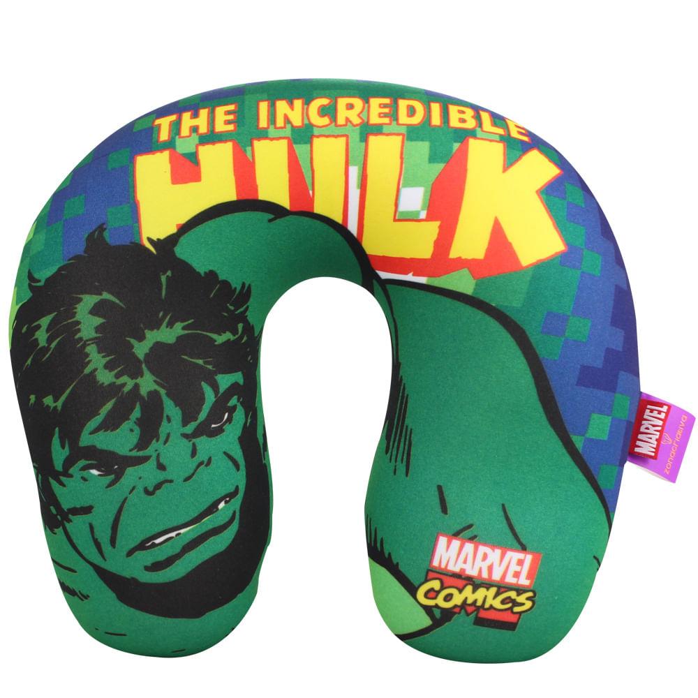 Incrivel Hulck Beautiful almofada pescoço incrível hulk - zonacriativa