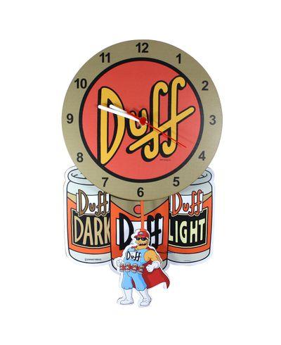 8f7a10f2471 10081341 relogio pendulo duff 01 · Relógio pendulo duff beer De  ...