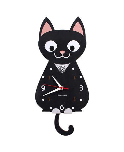 1b051a64170 10081557 relogio pendulo gato 01 · Relogio de pendulo gato